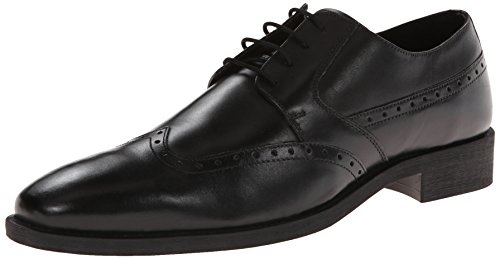Giorgio Brutini Men's Kwitt Oxford,Black,8.5 M US Brutini Wingtip