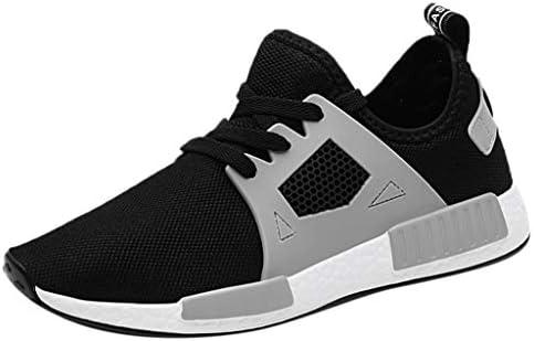 TWISFER - Zapatillas de running para hombre, ultraligeras, con tejido de malla transpirable, para el tiempo libre: Amazon.es: Instrumentos musicales