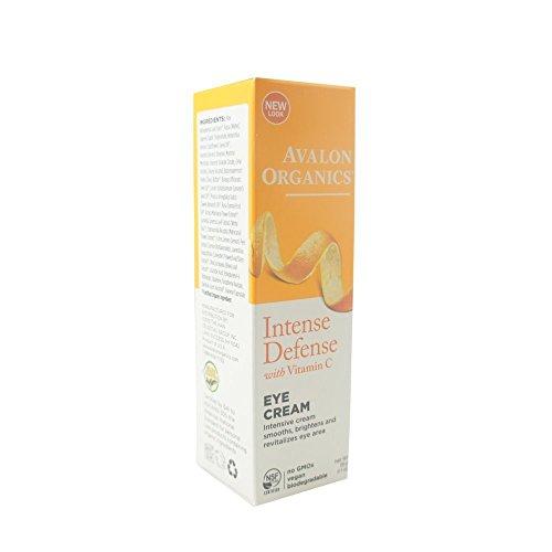 Avalon Organics Vitamin C Eye Cream - 9