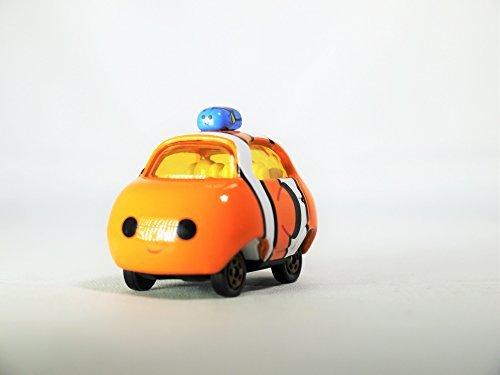 Disney Nemo Car (TAKARA TOMY TOMICA Disney Tsum Tsum 2016 Wave 6 Normal Finding Nemo NEMO Diecast Mini Car Figure)