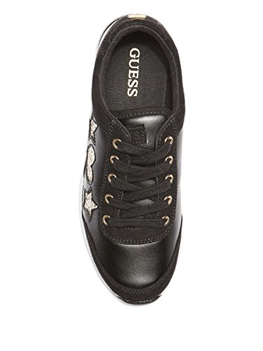 Guess Factory Womens Jeneen Sneakers Basse Nere Multi