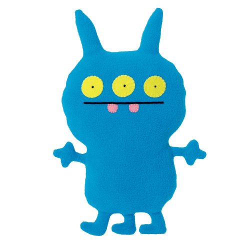 UglyDoll Little Ugly Plush Mover