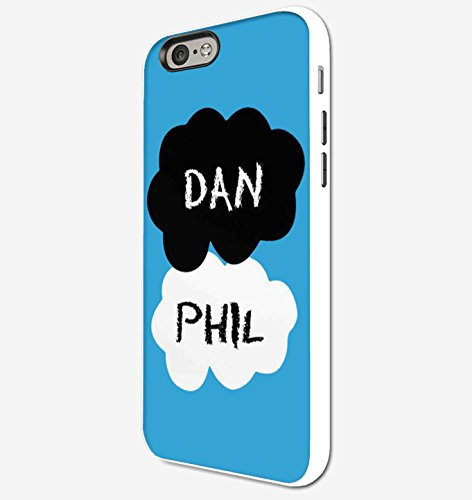 Dan & Phil YouTuber iPhone 4S Case White