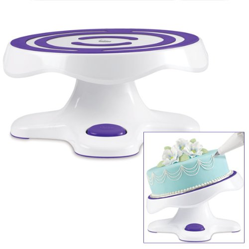 Wilton Tilt N Turn Turntable Ultra Cake Turntable Decorating Turntable