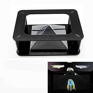 NiceCool Emplazar® Caja Mágica 360 Realidad Virtual Holograma 3D ...