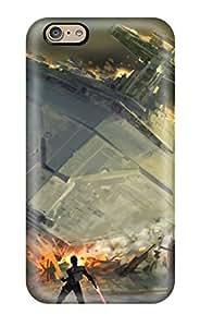 For Iphone 6 Fashion Design Artistic Swtfu Star Destroyer Force Pull Case-RwQFBVJ746bVfVj