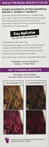 LOreal Paris Hair Color Colorista Semi Permanent For Brunette Hair