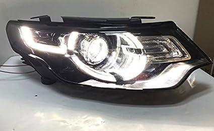 Amazon Com Gowe Car Styling For Land Rover Freelander Led Headlight
