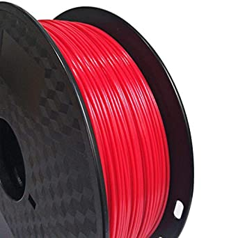 Filamento para impresora 3D de 1,75 mm, filamento PETG, carrete de ...