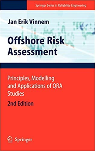 Modelling and Applications of QRA Studies Principles Offshore Risk Assessment