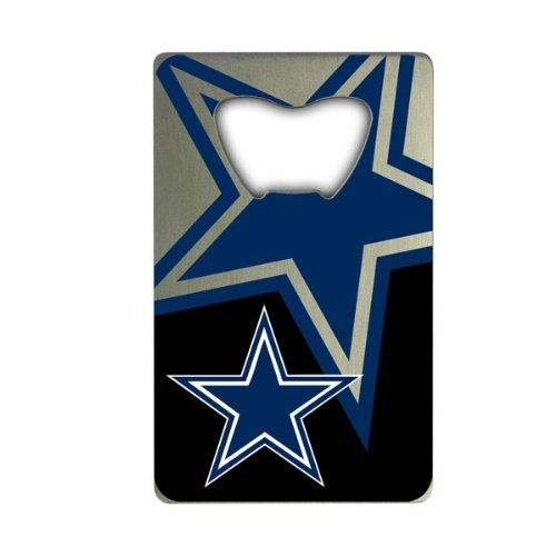 NFL Dallas Cowboys Credit Card Style Bottle