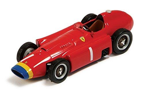 FERRARI D 50 J.M.FANGIO N.1 1956 1 43 Ixo Model Formula 1 modello modellino die cast
