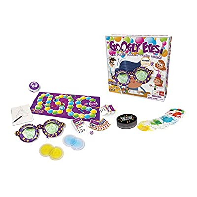 Exclusive Bonus Edition Googly Eyes - Includes Color Smash Card Game!: Toys & Games