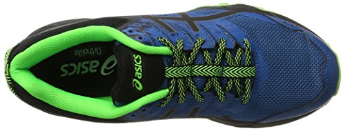 sonoma Gecko Multicolore Blue 3 Scarpe Da Trail Gel Green Uomo thunder Asics Black Running O48HnBHq