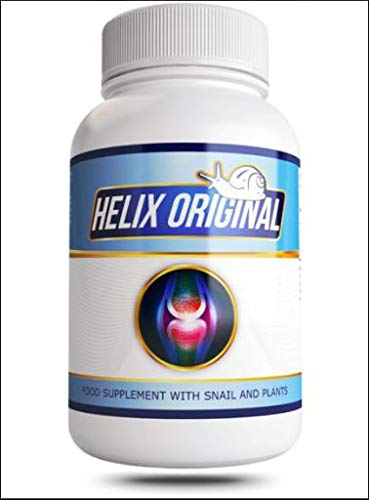 HELIX ORIGINAL Joint Support Supplement Snail Extract 30 tablets 100% Natural (Natural 100 Tabs)