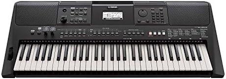 Yamaha PSR E463 61 Key Portable Keyboard