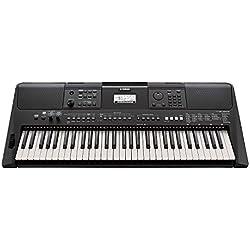 1 of Yamaha PSR-E463 61-Key Portable Keyboard