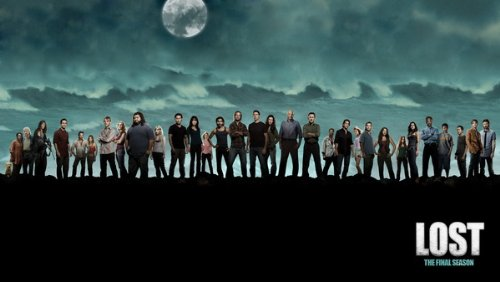 Lost Tv Show Poster - Lost Season TV Show Art Print 25