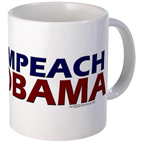 Acorn Barack Obama - CafePress IMPEACH OBAMA Mug Unique Coffee Mug, Coffee Cup