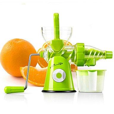Timo Juice Wizard exprimidor de frutas Manual con palanca de mano prensa exprimidor Extractor de máquina