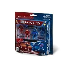 Mega Bloks Halo Universe Exclusive Set #97065 Versus Snowbound Combat Unit