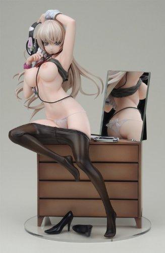 鬼月あるちゅオリジナルキャラクター Gamer Girl 「ネイティブクリエイターズコレクション」 1/7 PVC製塗装済み完成品 ネイティブ公式HP限定