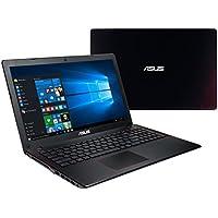 ASUS K550 15.6 Full HD Notebook Computer, Intel Quad-Core i7-6700HQ 2.6GHz, 8GB RAM, 256GB SSD, NVIDIA GeForce GTX 950M 2GB, Windows 10