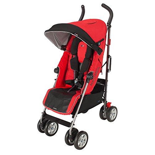 Bags Wheel Maclaren (Maclaren BMW-M Stroller, Crimson)