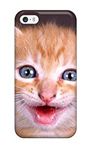 Florence D. Brown's Shop 4734961K32791673 Hot Happy Cat First Grade Tpu Phone Case For Iphone 5/5s Case Cover