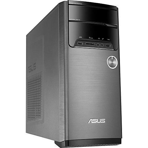 2017 ASUS High Performance Desktop Tower (Intel Quad Core i5-6400 2.70 GHz, 8GB DDR4 RAM, 1TB 7200RPM HDD, DVD, 802.11ac Wifi, Bluetooth, HDMI, VGA, Windows10) (Nvidia Geforce Fx 5200)