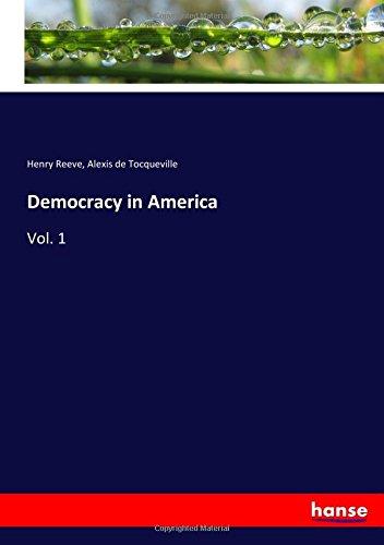 Download Democracy in America: Vol. 1 ebook