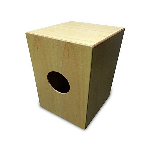 Pyle String Cajon - Wooden Percu...