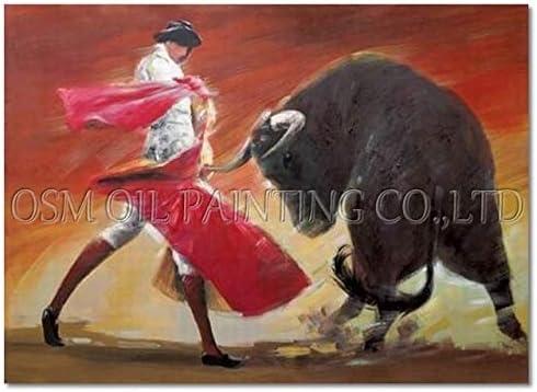 QYYDYH Artista Experto Impresión Artesanal España Juego Especial ...