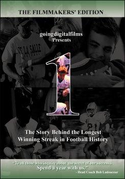 1: The Story Behind the Longest Winning Streak in Football History
