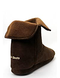 House Boot Slippers For Men Indoors