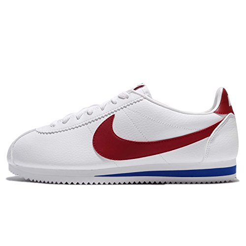 NIKE Classic Cortez Leather Forrest Gump Men Lifestyle Casual Sneakers - 9 by NIKE