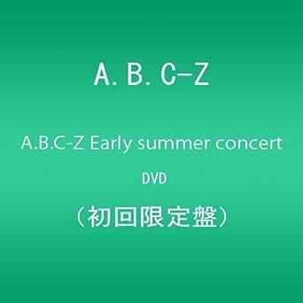 Amazon.co.jp | A.B.C-Z Early s...