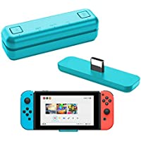 WeChip Route Air Bluetooth Audio USB Transceiver Adapter voor Nintendo Switch/Switch Lite / PS4 / PC, 5 mm, Lag Free…
