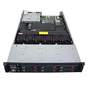 HP Proliant DL385 G6 Server - 2x AMD Hex Opteron 2.4GHz (12 Total Cores), 16GB DDR2, 146GB 10,000 RPM HDD, Linux (Debian 8