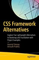 CSS Framework Alternatives Front Cover