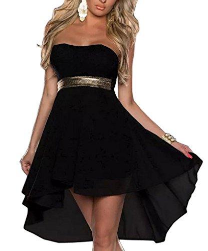 relaxlama-womens-clubwear-strapless-chiffon-asymmetrical-herm-dresses-small-black