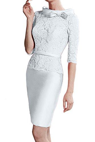 Ivydressing - Vestido - Estuche - para mujer Weiß