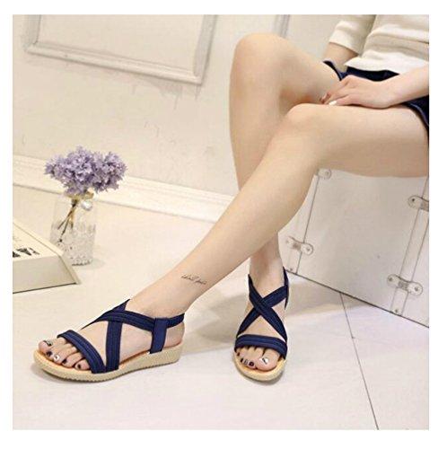 Altijd Mooie Goedkope Damessandalen Comfortabele Sandalen Met Platte Sandalen