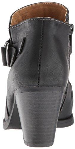 SOUL Ankle Boot Yeva Black Women's NATURAL dpwgO6q484