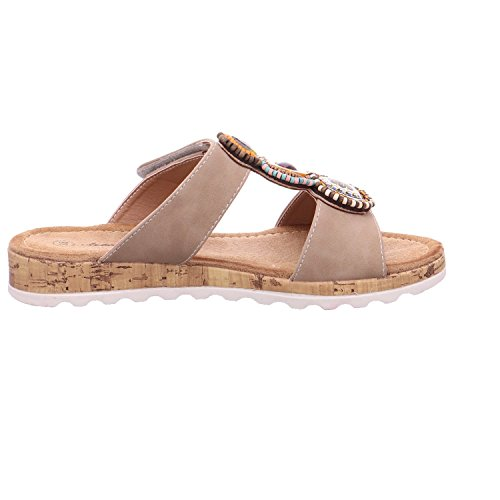 Hengst Shoes Ladies Comfort Taupe 52 Taupe 4wf4qarEx
