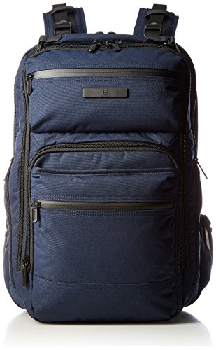 - Victorinox Architecture Urban Rath Business Backpack, Navy, One Size