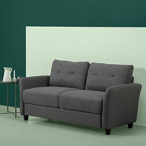 Zinus Ricardo Contemporary Upholstered