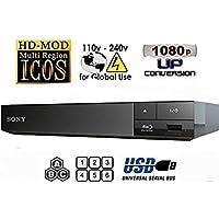 WGC Sony Region Free Blu Ray Player Pal/NTSC Zone A B C Rigion 012345678 Will Play