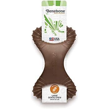 Pet Supplies : Benebone Real Flavor Wishbone Chew Toy