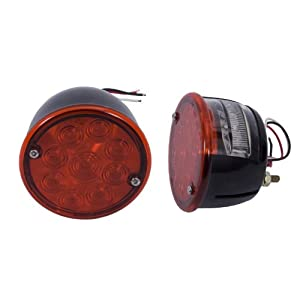 417MAN83BEL._SY300_ amazon com rugged ridge 12403 84 led tail light pair automotive Painless Wiring Harness Diagram at alyssarenee.co